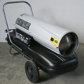 Naftový teplovzdušný ohřívač - 29kW
