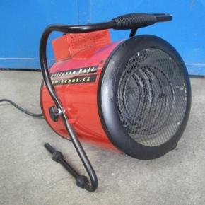 Elektrické topení 1,5kW-3kW