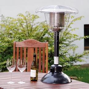 Plynový tepelný zářič - stolní - ETNA mini