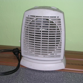 Elektrické topení 1kW-2kW