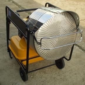 Naftové infračervené topidlo - 40kW